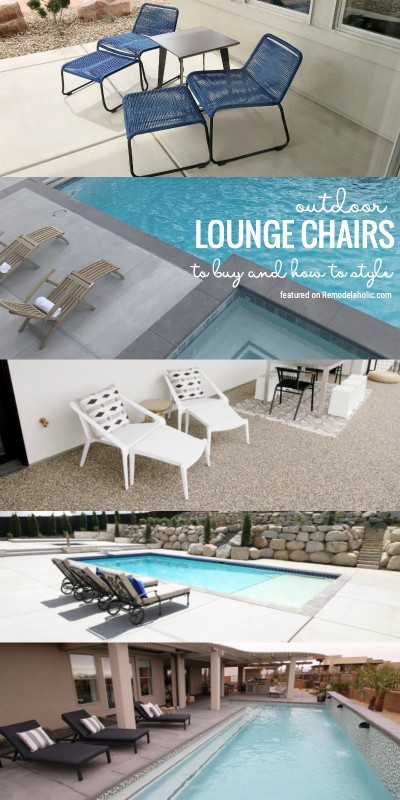 Lots Of Lovely Lounge Chairs To Buy And How To Style Them Featured On Remodelaholic.com