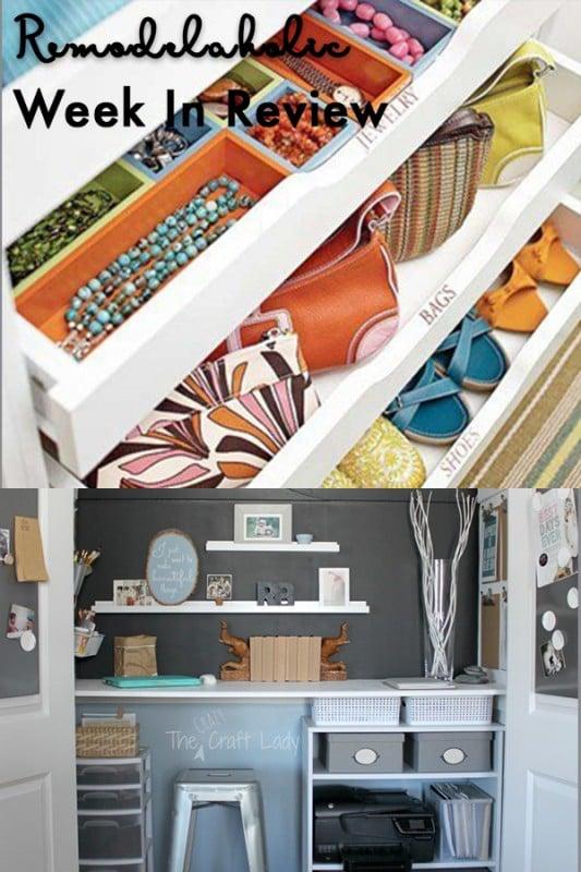 Regain Some Sanity Via Closet Organizers + Tips And Tricks For Maximizing Hall Closet Storage