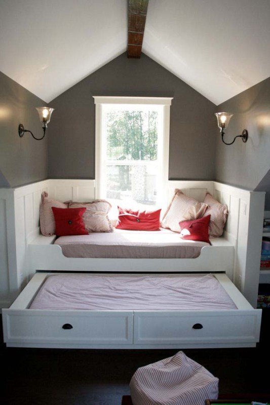 25 Awesome Built In Beds And Bed Nooks