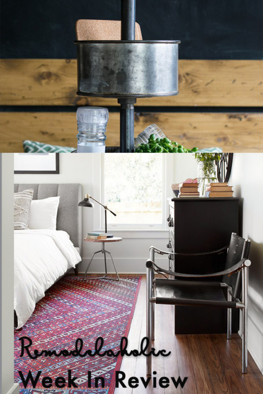 (5.9.2018) Mixing Metals In Your Home To Create The Perfect Look To Last + A DIY Reclaimed Wood Coffee Table With Faux Metal Base