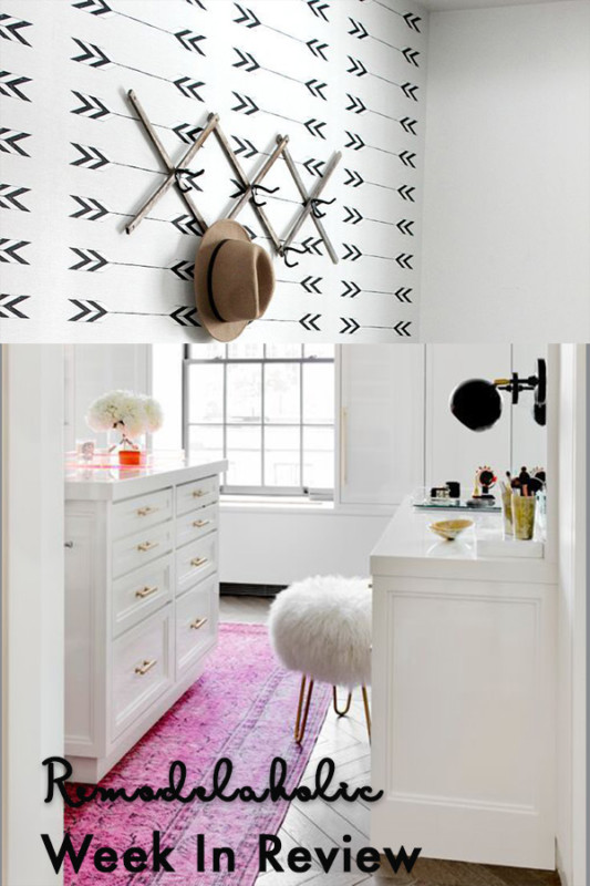 Create A Luxurious Home With Black And White Decor + Entry Inspiration
