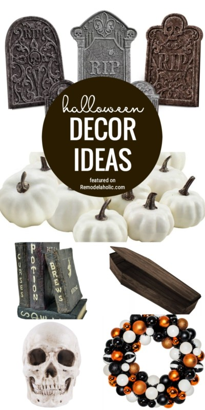 Halloween Decor Ideas That Are So Good Featured On Remodelaholic.com
