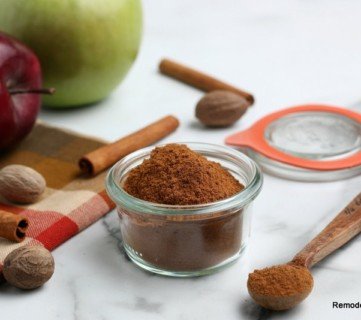 Diy Apple Pie Spice, Remodelaholic