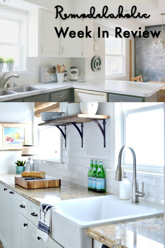 (9.17.2017) Weekly Digest #38 Beyond The Paint Stunning Updates For Your Kitchen