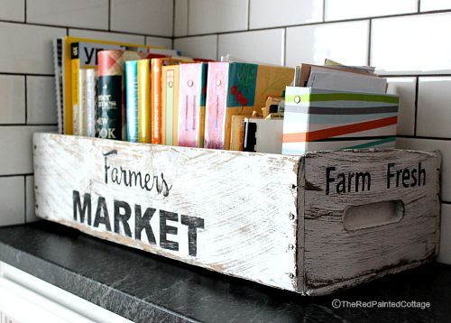 Farm Fresh Cookbook Box