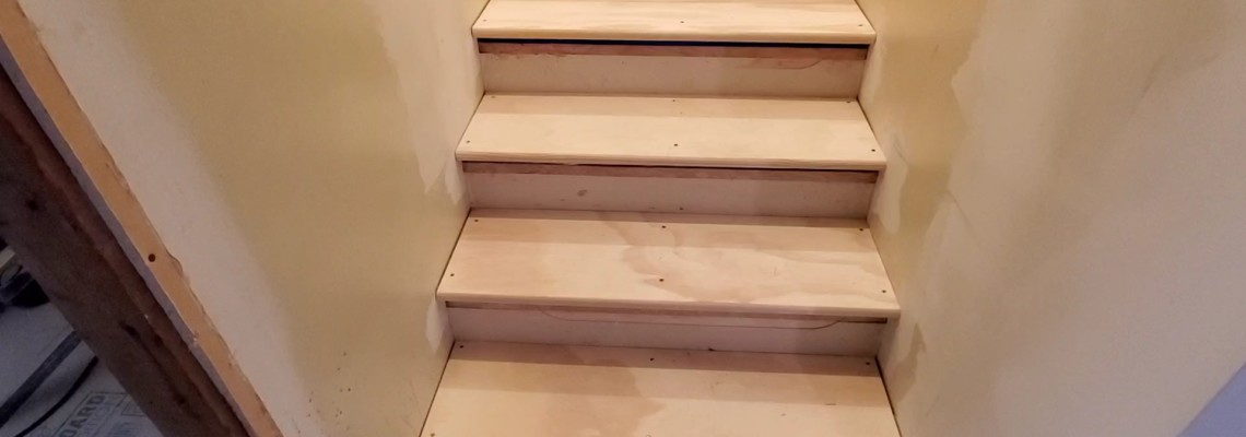 How to Raise Stair Treads to Fix Uneven Steps