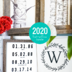 2020 Bestsellers Printable Wall Art Bundle, Remodelaholic
