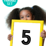 Instant Download Printable Birthday Sign Set For Kids Birthday Photo Shoot Idea Remodelaholic