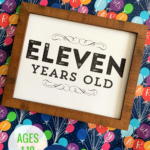 Printable Birthday Signs For Easy Photo Shoot, Remodelaholic