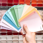 Rainbow Paint Colors For A Colorful Shiplap Accent Wall, @home Kimprovements For Remodelaholic