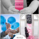 Simple Gender Reveal Ideas For Photos, Remodelaholic