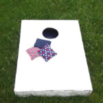 How To Build Cornhole Boards For Kids, From Remodelaholic