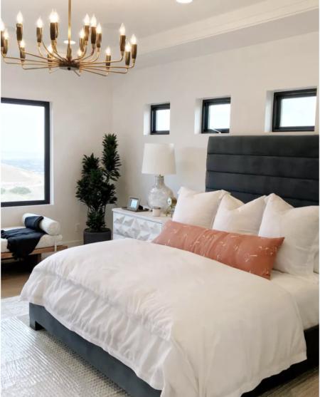 Beautiful Modern Bedroom. UVPH 2018 Home 26 Murdock Builders (14)