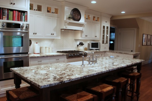 Complete Kitchen Remodel Ideas For A White Kitchen, Featured On Remodelaholic