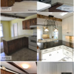 Beautiful Kitchen Remodel Ideas For Small Kitchens, Before And After Pictures Remodelaholic