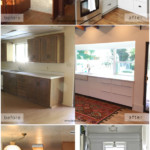 Ideas For Small Kitchen Remodel Before And After Pictures, Remodelaholic