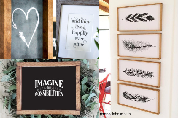 Printable Black And White Art Prints For Gallery Wall, Remodelaholic