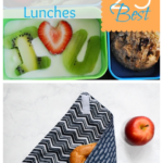 Awesome Ideas For Back To School Lunches Via Remodelaholic.com
