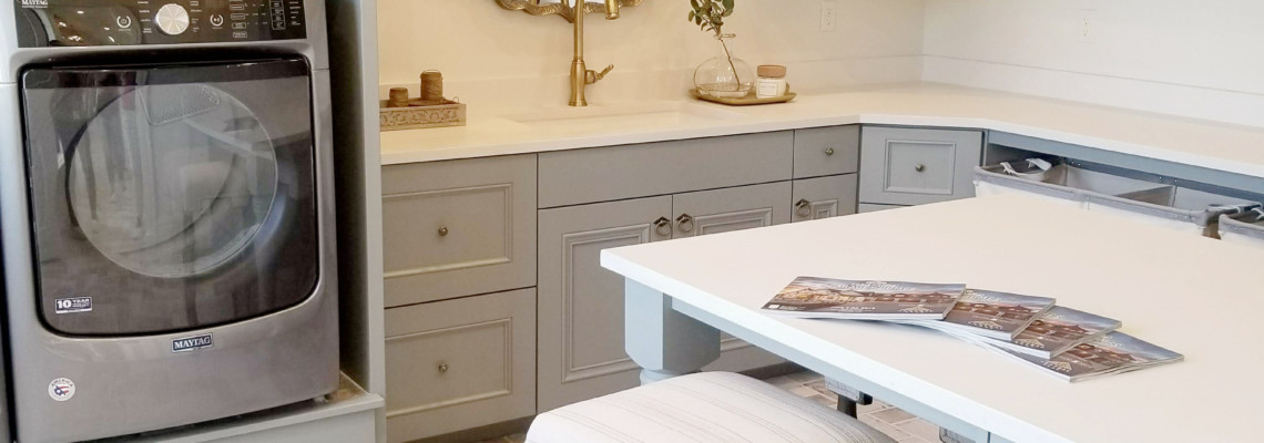 Get This Look: French Country Laundry Room