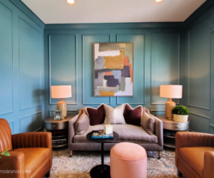 Muted Blue Neutral Color Palette For Home Color Scheme, UVPH 2021 15 Blake Miller Homes Photo Remodelaholic